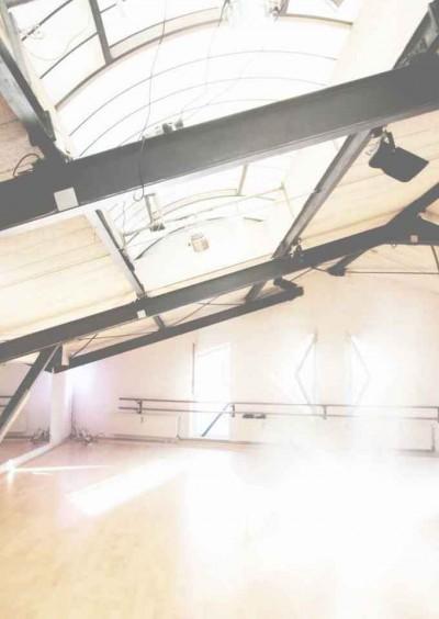 Blick ins Studio 2 - Tanzstudio